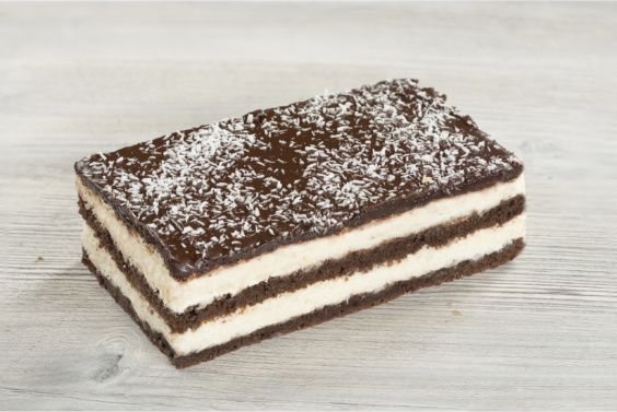 Kokosowo-czekoladowe
