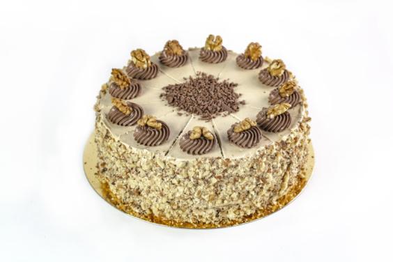 Tort orzechowy Szefa
